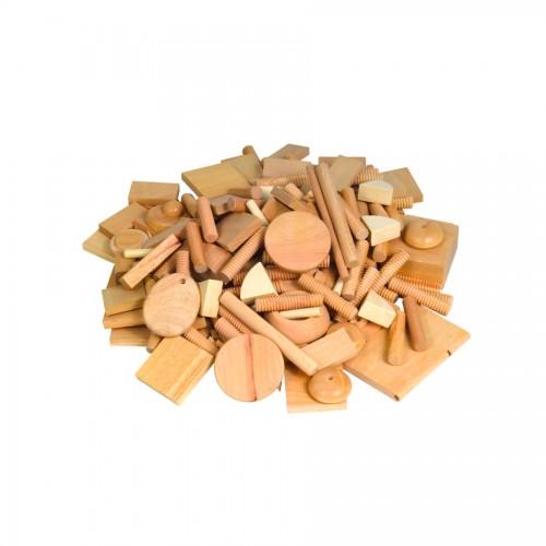 Guidecraft Varied Design Wood 6 lb