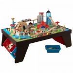 ... Aero City Train Set \u0026 Table ...  sc 1 st  Great American Toy Company & Aero City Train Set \u0026 Table | Great American Toy Company