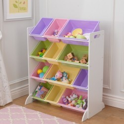 Shelves & Bins Units